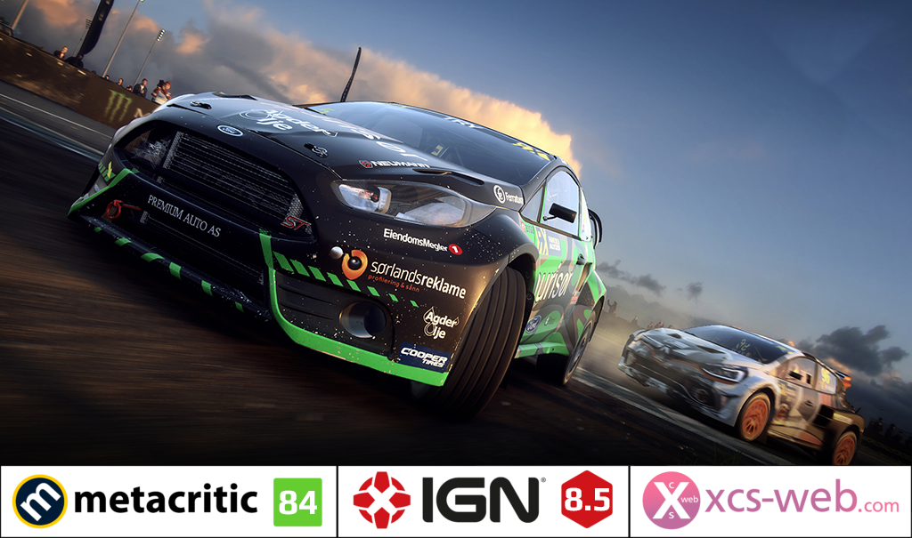 dirt rally 2. xcs-web.com