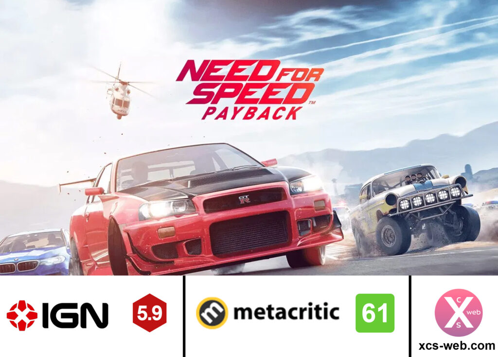 PS plus free games : NFS