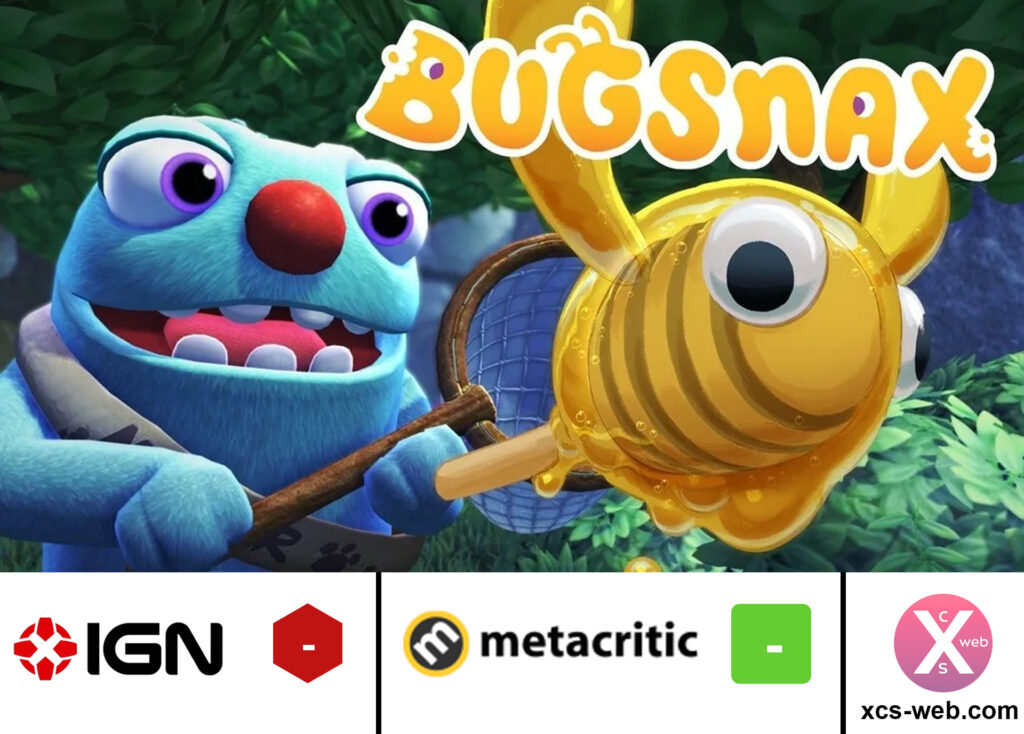 Bugsnax is free playstation plus game