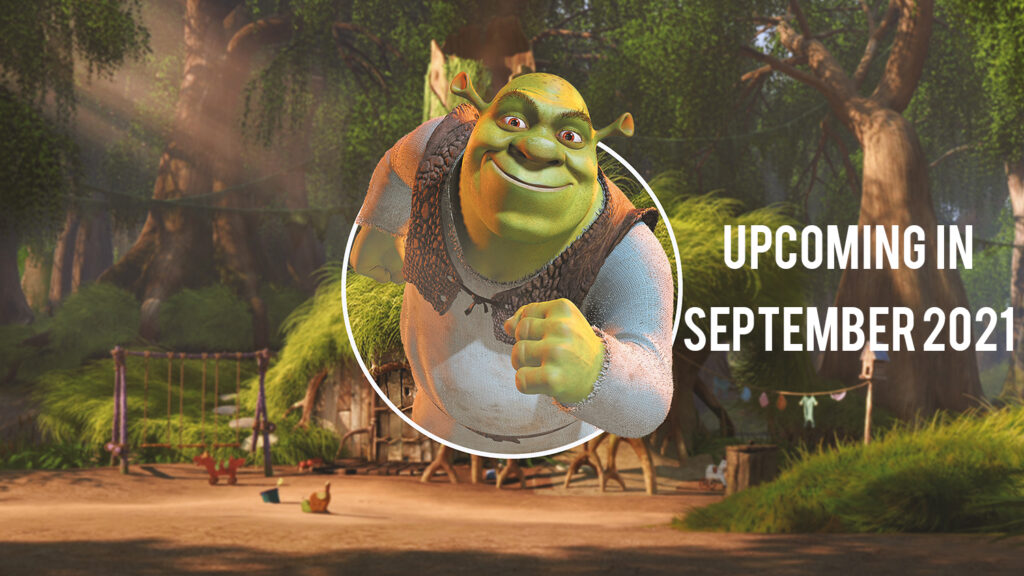 Shrek 5 is confirmed to come out in 2021