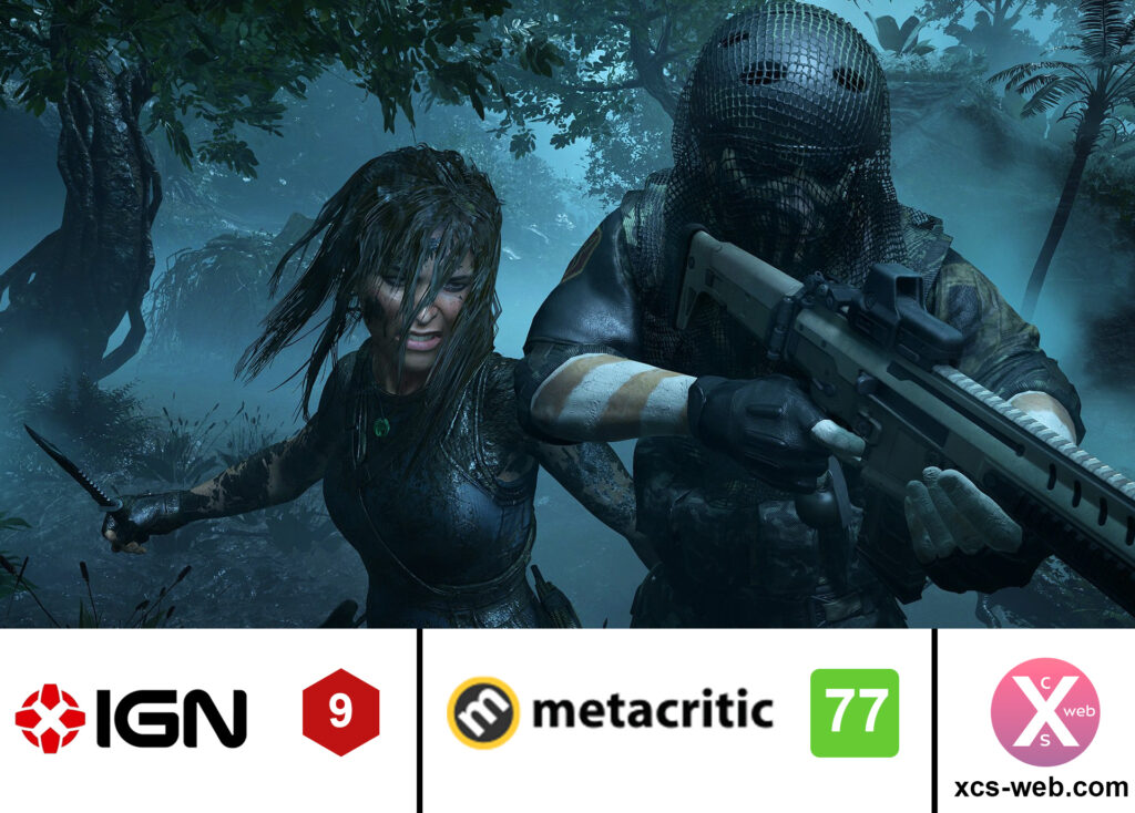 Shadow of the Tomb Raider PS Plus free game xcs-web